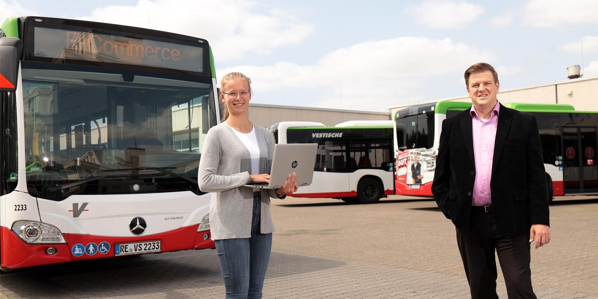 Kreis Recklinghausen hinkt beim E-Commerce hinterher