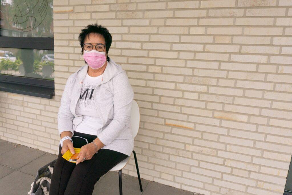 In der eigenen Familie und dem Freundeskreis ausgegrenzt zu werden, schmerzte Ursula Klun so sehr, dass sie sich jetzt doch impfen ließ.